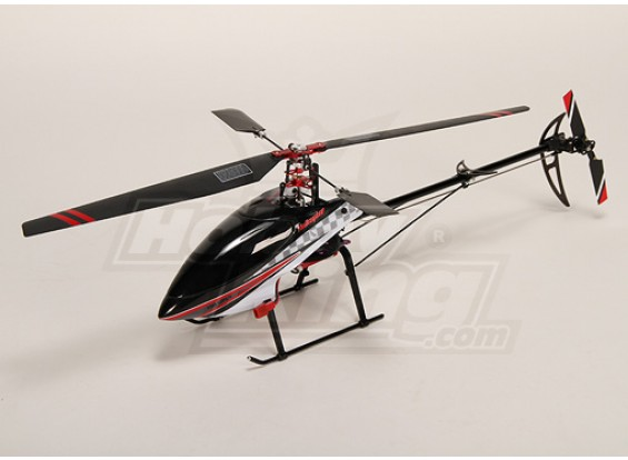 Walkera UFLYS Brushless Metal Edition 4 canali w / 2.4GHz 2402 spina trasmettitore & play