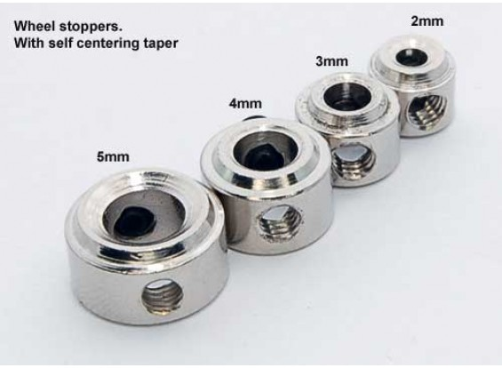 Landing Gear Wheel 8x3.1mm Stopper