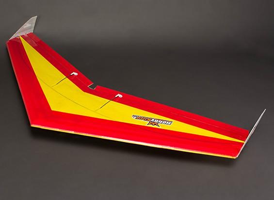 Wicked Ala XL Slope combattimento volanti Ala EPP 1.525 millimetri (KIT)