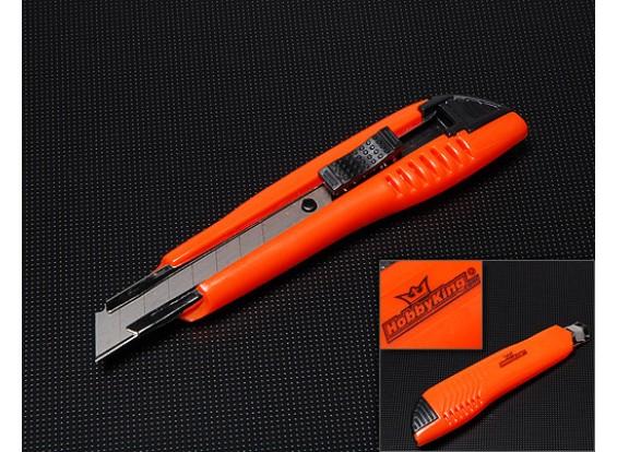 Dipartimento Funzione 8 Point Snap coltello con Metal pista