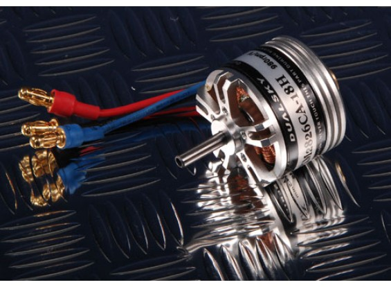 Dualsky XMotor albero cavo XM2826-18H