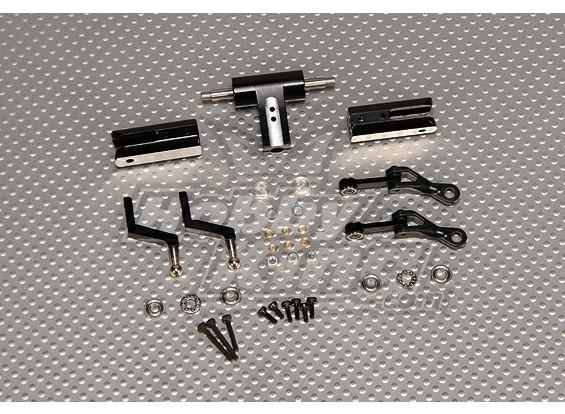 Flybarless gruppo testa Trex 450 / HK450
