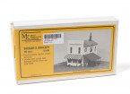 Micro Engineering HO Scale Groger's Grocery Store Kit (70-604)
