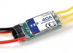 Dipartimento Funzione Pubblica YEP 40A (2 ~ 6S) SBEC Brushless Speed ​​Controller