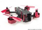 Kit Telaio Nighthawk 170 in fibra di carbonio