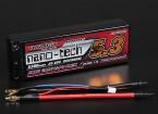 Turnigy nano-tech 5300mah 2S2P 30 ~ 60C Hardcase Lipo Pack (ROAR APPROVATO)