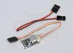 Low G 3 assi G-Force Microsensor