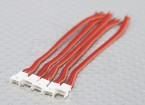 Micro Servo connettore del cavo 1.25 Passo - spina maschio (5pcs / bag)