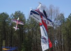 Durafly Bravado - Precision 3D Aerobatic Sport Aereo 1.000 millimetri (PNF)