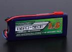 Turnigy nano-tech 1500mAh 2S1P 20 ~ 40C Lipo ricevitore pack