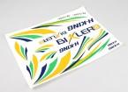Dipartimento Funzione Pubblica Bixler 2 EPO 1.500 millimetri - adesivo