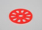 Tarocchi 450 PRO elicoidale 121T Main Gear - Red (TL45156-02)