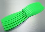 GWS EP Elica (RD-1510 381X254mm) verde (6pcs / set)