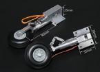 Turnigy Full Metal Servoless Ritrarre con 80mm Oleo gambe (90 gradi)