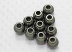 Anodizzato 8 millimetri Hex Stud Ball - A2038 e A3015 (10pcs)