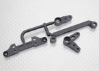 Steering Set - 1/10 Dipartimento Funzione Mission-D 4WD GTR Drift Car