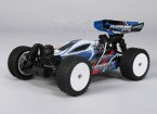 Turnigy 1/16 Brushless 4WD che corre carrozzino w / 25A Power System e 2.4Ghz Radio (RTR)