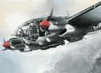 Kit Italeri 1/72 Scala Heinkel He 111 H-6 Modello di plastica