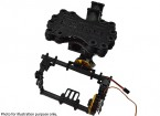 3 Kit GH2 / Tempesta occhi Brushless giunto cardanico Full Carbon (Mini DSLR)