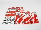 Durafly ™ SkyMule 1.500 millimetri - Sticker Set