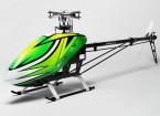 Assault 700 corredo dell'elicottero DFC Flybarless elettrico 3D (w / upgrade piatto oscillante e cursore coda)