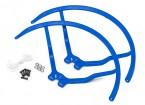 8 pollici in plastica universale multi-rotore Elica Guardia - Blu (2set)
