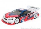 Bittydesign Nardò 190 millimetri 1/10 Touring Car Body Racing (ROAR approvato)