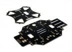S500 fibra di vetro Quadcopter ricambio Main Frame w / Intergrated PCB