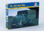 Italeri 1/35 Kfz. Kit 305 Opel Blitz Scala Pastic Modello