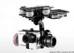 Quanum Q-3D Brushless 3-Axis Camera giunto cardanico (adatto per Nova, Scout X4, Phantom, QR X350 etc.)