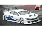 Ride Subaru Impreza WRX STI 4door 1/10 Touring Car Shell corpo - peso leggero - Clear (EFRA)