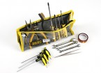 Tool Kit Stampante Turnigy Fabrikator 3D con Storage Bag
