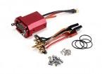 DYS D800 X4 Multirotor disconnessione rapida Arm - maschio / femmina adattatori (1 set)