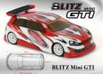 BLITZ Mini GTI Shell corpo (225 millimetri) (0,8 millimetri)