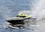 HYDROpro Inception brushless dalle ottime prestazioni V profonda barca di corsa 950 millimetri (RTR)