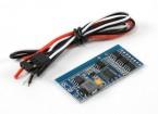 Modulo di controllo flash LED per RC Airplane & Multirotor