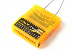 OrangeRx R1220X V2 12Ch 2.4GHz DSM2 / DSMX Comp Full Range Rx w / Sat, Div Formica, F / Safe & CPPM