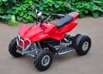 Quad bici elettrica EA0503 (EU Plug) Red / Black Version