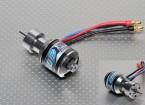 Turnigy 4500kv 2610 EDF Outrunner per 55/64 millimetri