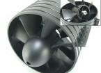 EDF Ducted Fan Unità 7Blade 5inch 127 millimetri