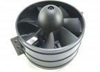 EDF Ducted Fan Unit 7 lama 3.5inch / 89 millimetri