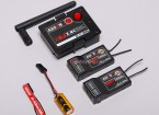 X8 2.4GHz Combo pack per JR W / Modulo & RX