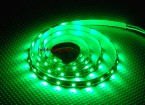 Turnigy ad alta densità di R / C LED striscia flessibile-verde (1mtr)