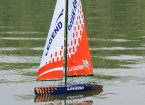RC Sailboat Leggenda