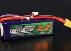 Turnigy nano-tech 2200mah 3S 45 ~ 90C Lipo Confezione