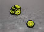 Super Light Multi Spoke Wheel D50x13mm (5pcs / bag)