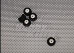 Piccola ruota Diam: 18mm Larghezza: 10mm (5pcs / bag)