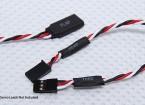 WireLabels - servo etichetta filo termoretraibile (14mm x 1m)