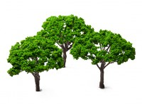 HobbyKing Model Railway Scale Trees 140mm (3 pcs)