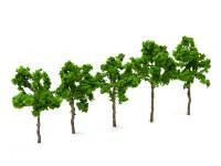 HobbyKing Model Railway Scale Trees 60mm (5 pcs)